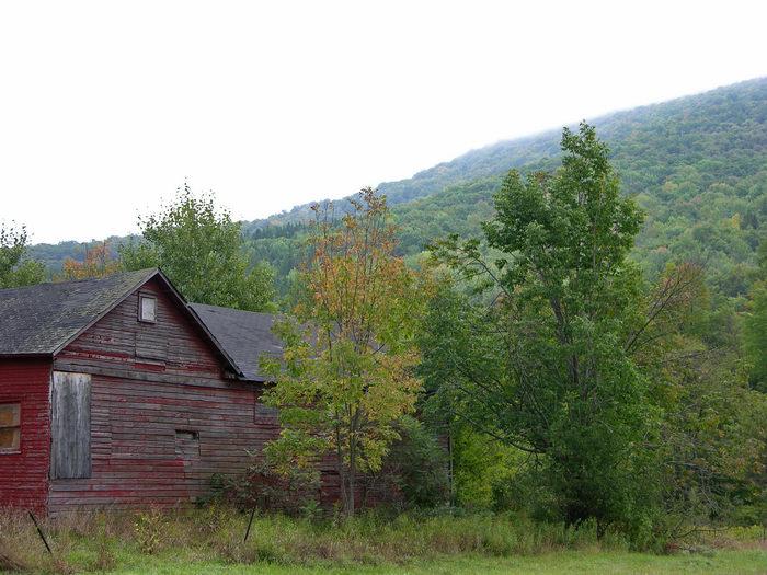 050925-n8700, Trip to the Catskills (Day Three), Farms, Barns, Favorites, Catskill Forest Preserve