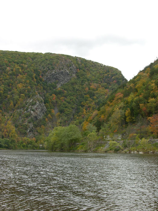 Delaware Water Gap Recreation Area, 051023-n8700, Rivers, Streams