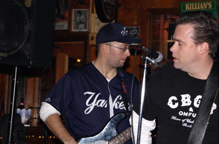 Scott, Concerts, Walt Street Pub (NJ)