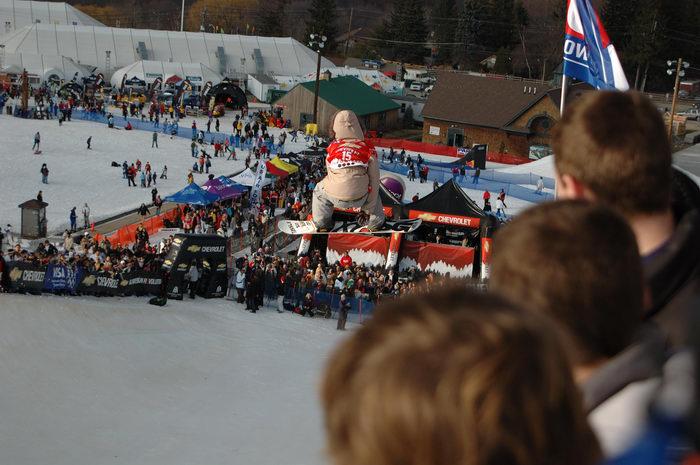 Skiing, Snowboarding, Favorites, Sporting, Events, Mountain, Creek, Resort, (, NJ)