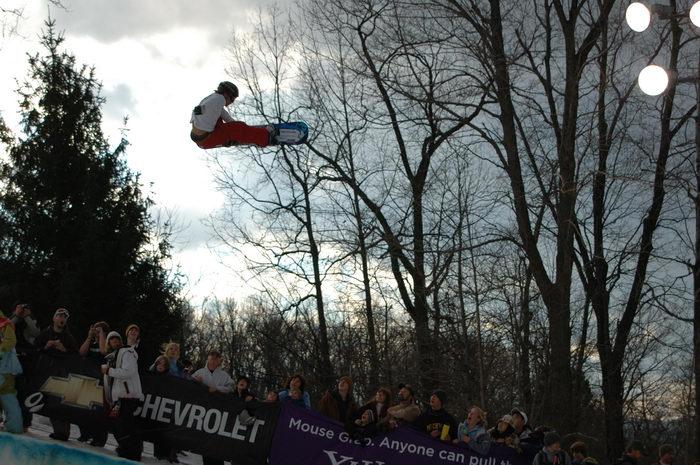 Skiing, Snowboarding, Favorites, Mountain, Creek, Resort, (, NJ)