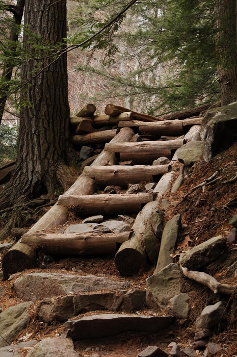 Kaaterskill Falls, Trails, Paths, Boardwalks, Favorites, Snowboard, contest, and, at, Hunter,