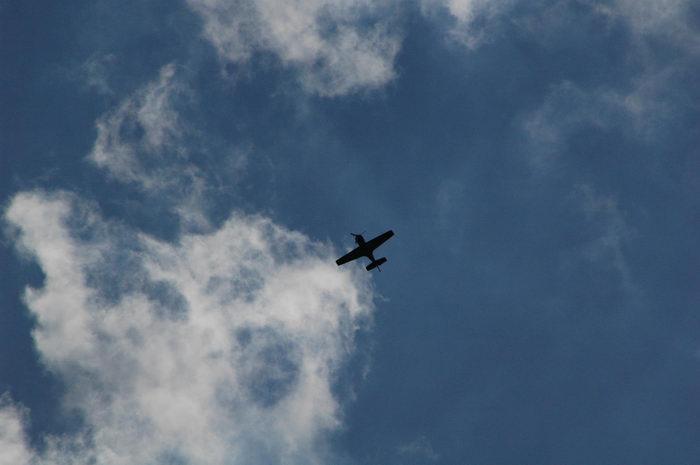Manasquan, Reservoir, Blue, Sky, And..., Planes, Enjoying, some, MCParks, CAL00198