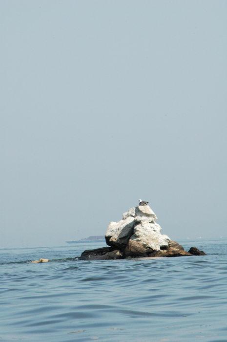 Water, Ponds, Lakes, General, Rocks, Rock, formations, Raritan, Bay