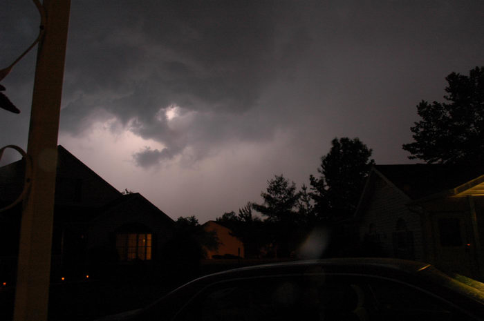 Moms, House, Freehold, Clouds, Sky, Storms, A, lightning, storm, at, my, place,