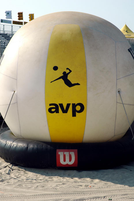 Seaside beach and boardwalk (NJ), Sporting, Events, AVP, in, ,