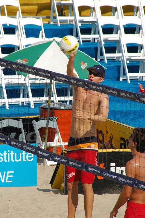 Seaside beach and boardwalk (NJ), Sporting, Events, AVP, in, General,