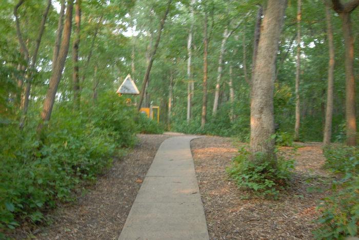 Trails, Paths, Boardwalks, Turkey, Swamp, Park, (LOC00097, NJ, CP), A, walk, through,