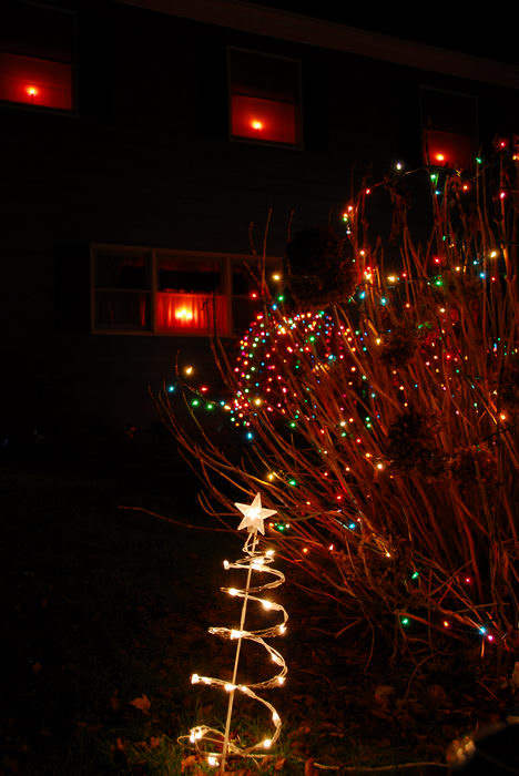 Holidays, Christines, Parents, House, Chris, and, Sarah, making, cookies, Christmas, time