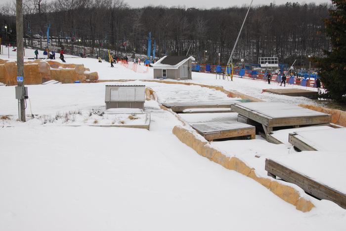 Seasonal, Photos, Skiing, Camelback, Ski, Resort, (LOC00124, PA), Snow