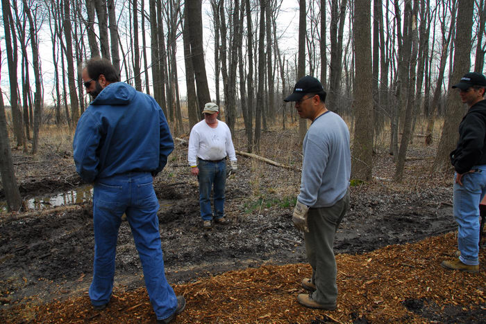 Mercer County Park (NJ), Trails, Paths, Boardwalks, Friends, Outdoors, General, Trail, Day, With, S.M.A.R.T., Maintenance