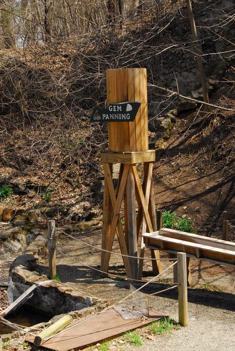 070421, Camping, in, Jim, Thorpe, PA, Lost, River, Caverns, LOC00131