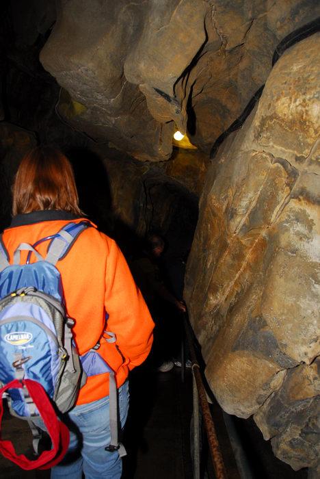 Interesting, Rocks, Rock, formations, General, Camping, in, Jim, Thorpe, PA, Lost, River, Caverns, LOC00131
