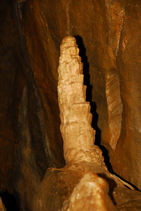 Interesting, Rocks, Rock, formations, Camping, in, Jim, Thorpe, PA, Lost, River, Caverns, LOC00131
