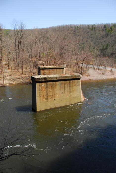 Water, Rivers, Streams, Camping, in, Jim, Thorpe, PA, Glen, Onoko, Falls, Access, (LOC00130)