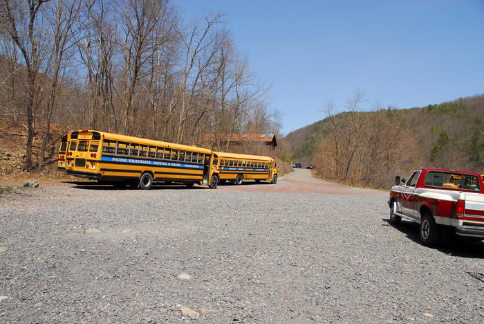 Parking, Camping, in, Jim, Thorpe, PA, Glen, Onoko, Falls, Access, (LOC00130)