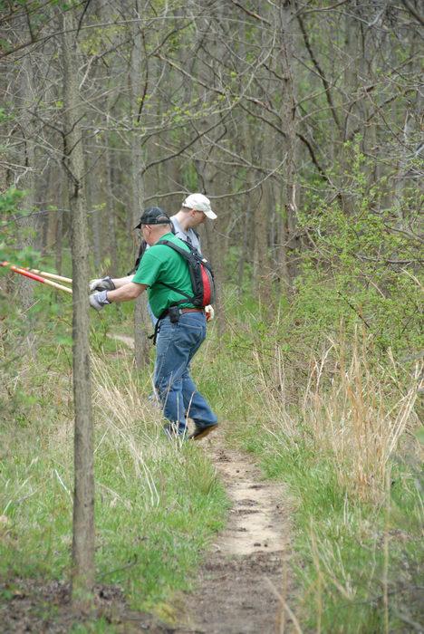 Mercer County Park (NJ), Trails, Paths, Boardwalks, Friends, Outdoors, Trail, Maintenance, SMARTs, April, Day