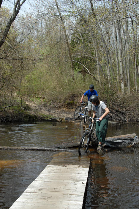 Mercer County Park (NJ), Trails, Paths, Boardwalks, Biking, Mountain, Bridges, Roads, Friends, Outdoors, SMARTs, April, Trail, Day