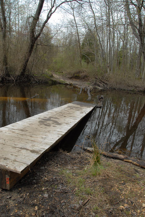 Mercer County Park (NJ), Trails, Paths, Boardwalks, Marsh, Swamp, Bridges, Roads, SMARTs, April, Trail, Day