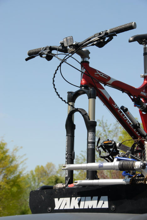 Mercer County Park (NJ), Biking, Mountain, Bikes, My, XTerra, vehicle, New, Bike, Specialized, FSR, XC, Comp