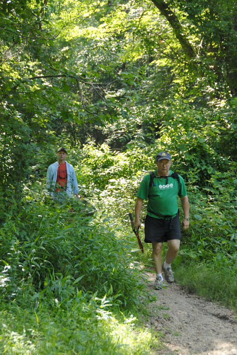 070630, June, 2007, Trail, Day, With, S.M.A.R.T., at, Mercer County Park