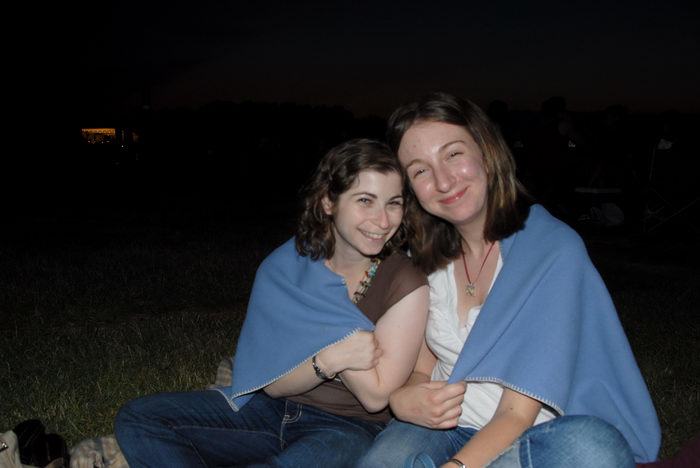 Mercer County Park (NJ), Fun, Rebecca, Firework, Show, in, Stacie
