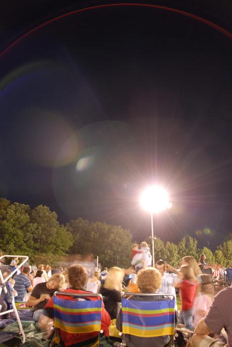 Festivals, fireworks, Oak Glen Park, Howell, NJ