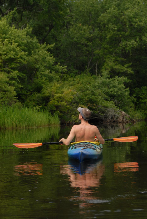 Water, Ponds, Lakes, General, Kayaking, Paddling, Boating, Rivers, Streams, Rob, Shedel, Friends, Outdoors, with, in, Forge Pond (NJ), Metedeconk, River, LOC00070