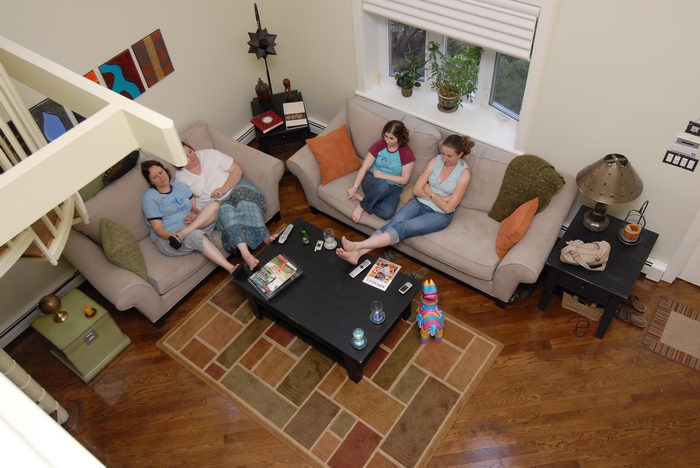Get, together's, Rebecca, Ice, cream, party!, Stacie