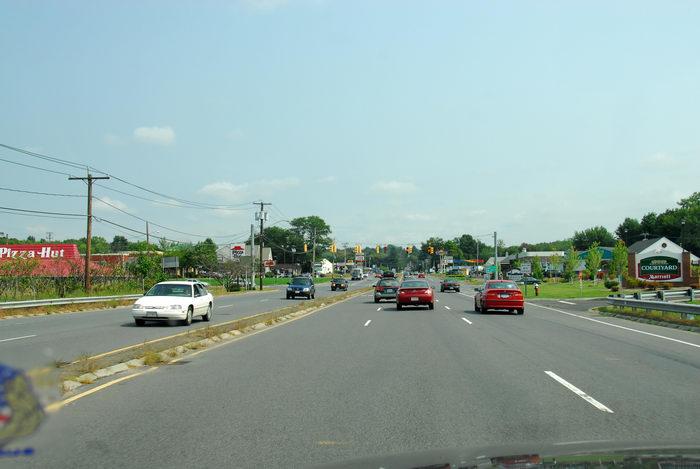 car, road