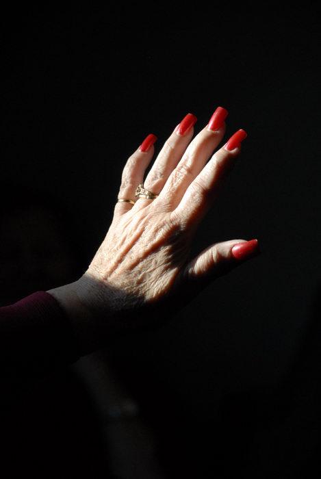 hand, nails