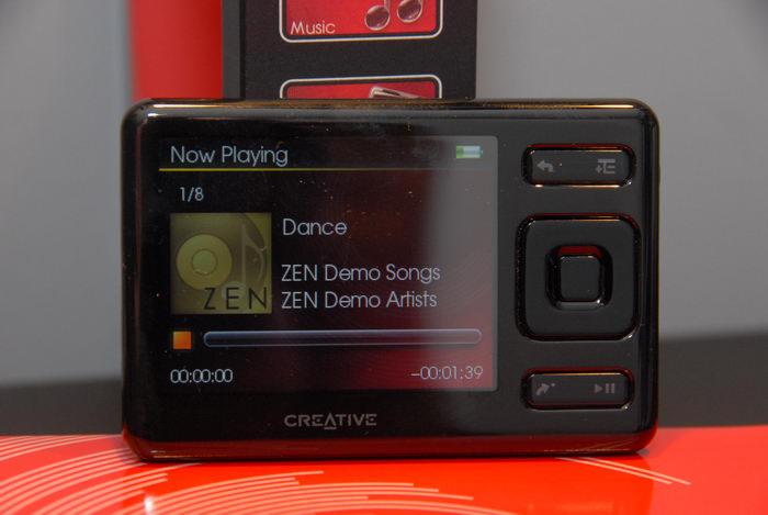 Creative Zen 32 gig