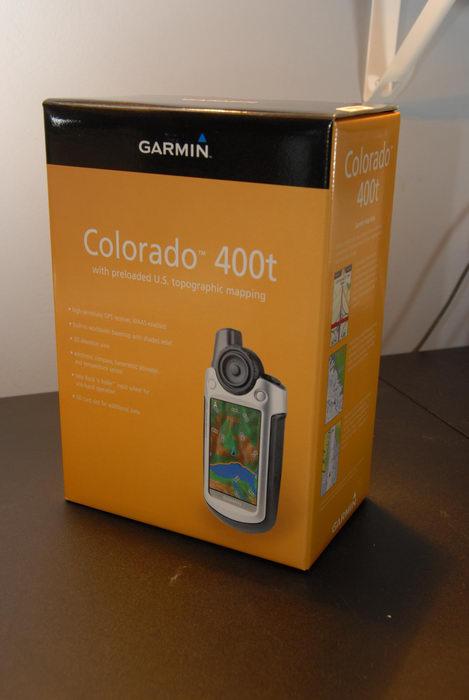 Colorado 400t packaing, box