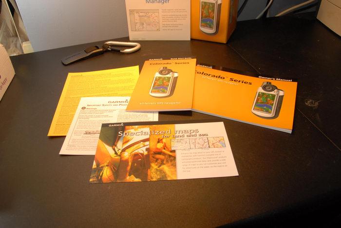 Colorado 400t packaging