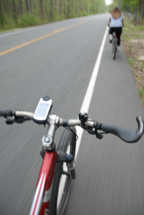 2006 Specialized FSR XC Comp, Jackie, bike, mountain bike, paved, road