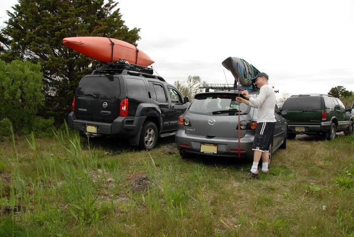 2006 Nissan Xterra, Rob, cars, grass, kayak