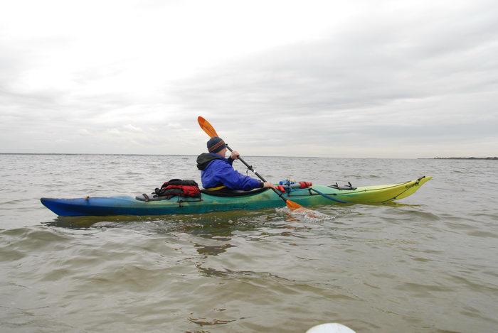 Barnegat Bay, Rob, kayak, paddle, water