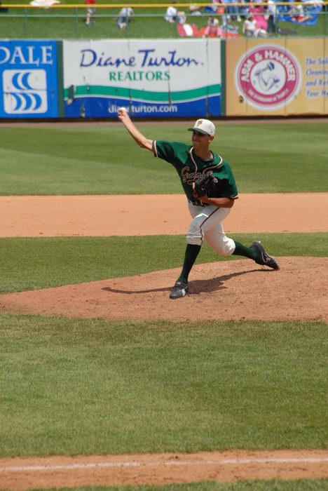 grass, pitcher, signs