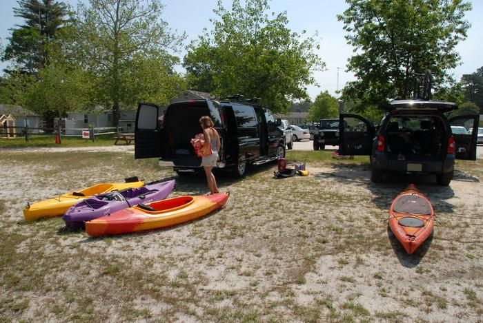 kayak, kayaking, paddling, trees, XTerra