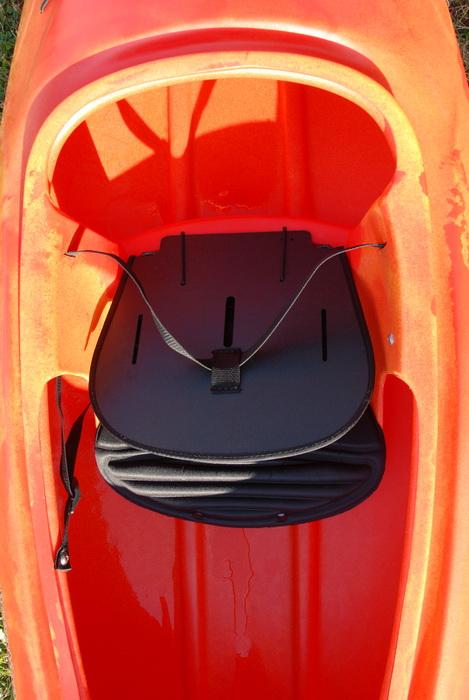 2008 9.5 foot Swifty, kayak