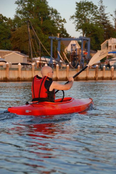 Scott, kayak, kayaking, paddling, river, water