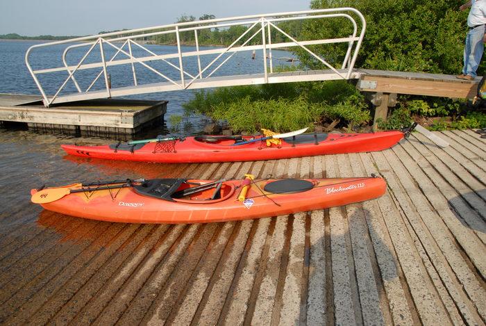 Dagger Blackwater 11.5, boat launch, dock, kayak, lake, reservoir, trees, water