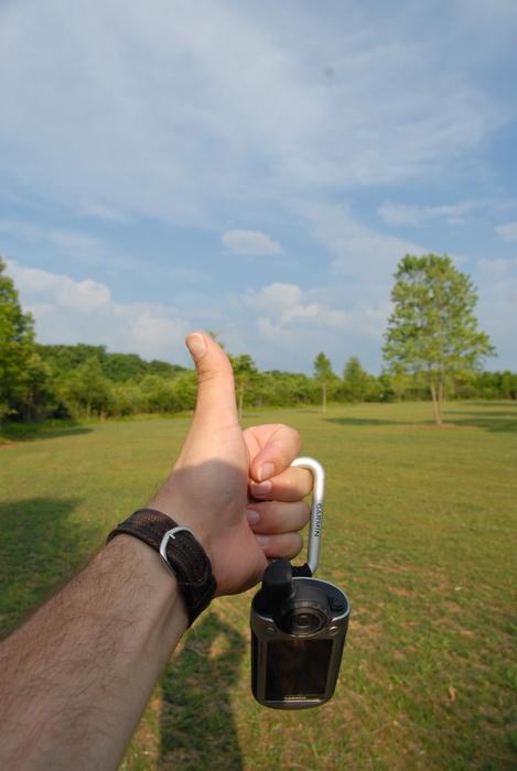 trees, Garmin Colorado 400t, grass, field, Thumbs across America