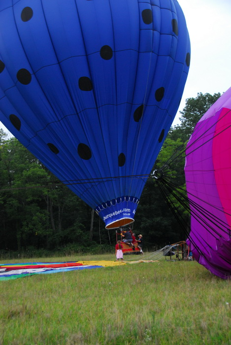 flight, floating, hot air balloon, interesting shape, landing
