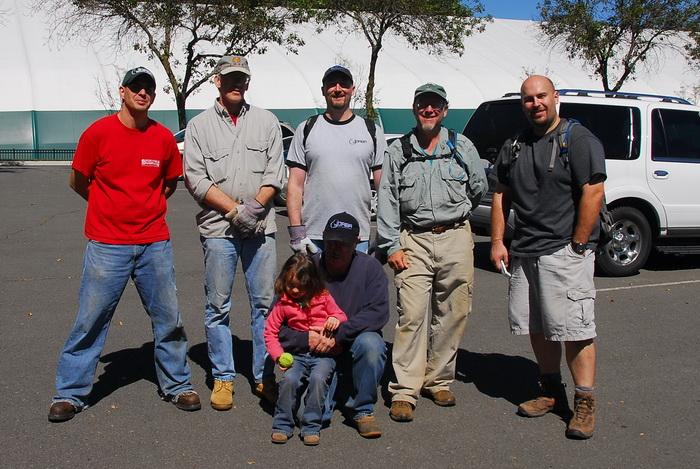 JORBA, S.M.A.R.T., trail maintenance, trail day