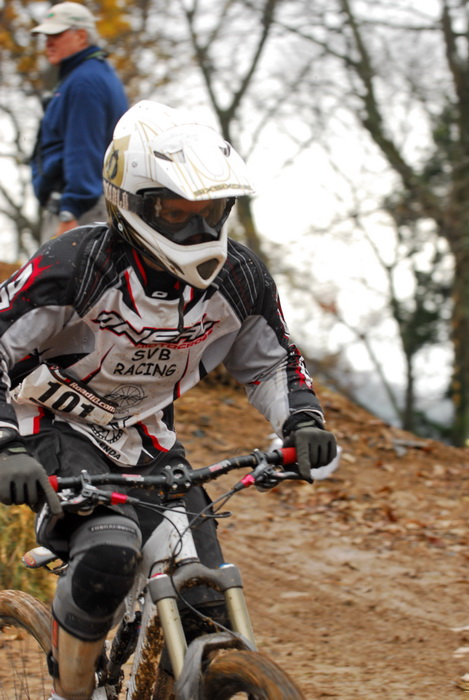 mountain bike, mountain bikers, racing