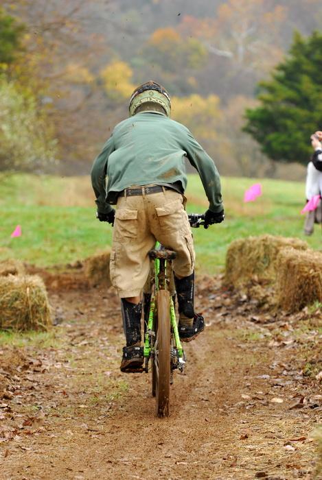 downhill mountain bike track, mountain bike, mountain bikers, racing