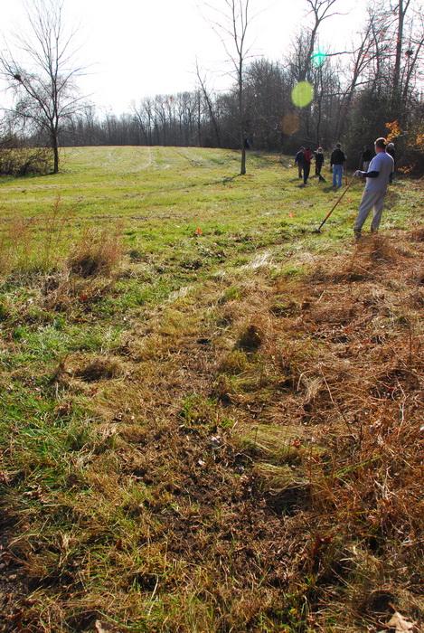 S.M.A.R.T., bike path, dirt path, field, grass, trail