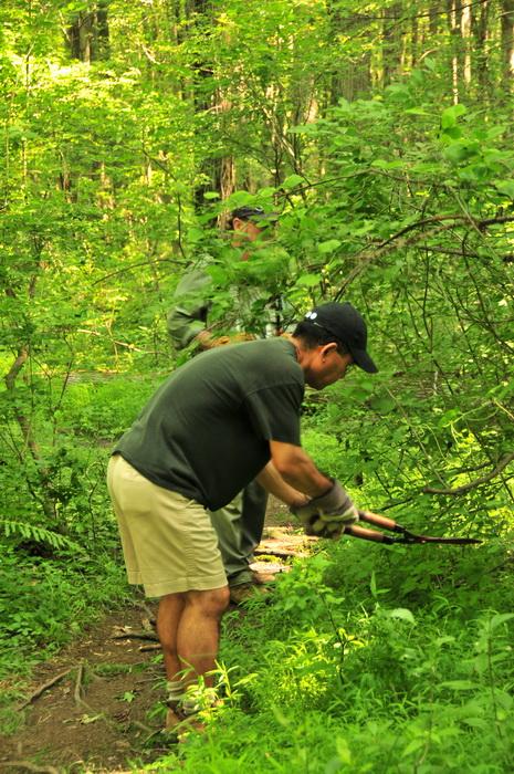 JORBA, SMART, dirt, path, rtool, trail, trail maintenance, trees