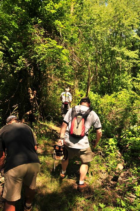 JORBA, SMART, tools, trail, trail maintenance